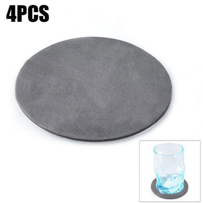 4PCS Multi-functional Stainless Steel Heat Insulation Mat