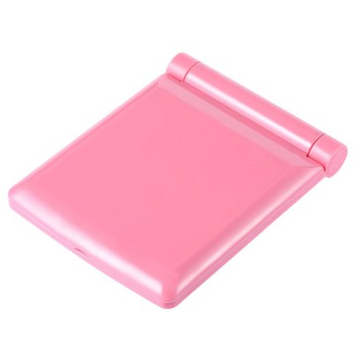 Makeup Cosmetic Folding Portable Compact Pocket Mirror with 8 LED Lights Lamps