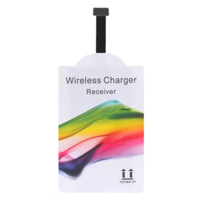 Practical Qi Wireless Charging Receiver Micro USB Interface for Android Devices