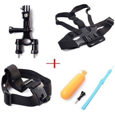 CP-GPK08 Universal Outdoor Sport Accessory Kit for Action Camera