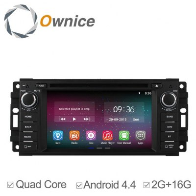 Ownice C200-OL-6253B Android 4.4.2 6.2 inch Car GPS DVD Multi-Media Player