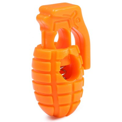 K207 Grenade Shoelace Buckles Stopper