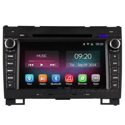 Ownice C200-OL-8801A Android 4.4.2 8.0 inch Car GPS DVD Multi-Media PlayerCar DVD Player<br>Ownice C200-OL-8801A Android 4.4.2 8.0 inch Car GPS DVD Multi-Media Player<br><br>Model: C200-OL-8801A<br>Type: 2-DIN<br>Material: Electronic Components,Metal,Plastic<br>Installation Site: In-Dash<br>Screen type: Digital touch screen<br>Screen size: 8inch<br>Screen resolution: 800 x 480<br>CPU Chips: Cortex A9<br>CPU Main Freq.: 1.6GHz<br>RAM (memory): DDR3 1GB<br>FLASH (internal storage): 8GB<br>AM/FM Radio: AM store 12 stations,FM store 18stations,support RDS function<br>USB/SD Video Format: CD-DA,CD-R,CD-RW,DVCD,DVD+R,DVD+RW,DVD-Audio,DVD-R,DVD-ROM,DVD-RW,DVD-Video,Video CD<br>USB/SD Picture Format: BMP,GIF,JPEG,JPG,PNG<br>Media Format: AAC,AVI,FLAC,FLV,MKV,MOV,MP3,MP4,MPEG,MPG,RM,RMVB,WMA<br>Network : 3G Dongle,WiFi Dongle<br>OSD Language: Chinese,Dutch,English,etc,French,Indonesian,Italian,Japanse,Korean,Malay,Norwegian,Polish,Portuguese,Russian,Spanish,Swedish,Turkish<br>Input: 10.8 - 14.4V<br>Product weight: 3.000 kg<br>Package weight: 3.250 kg<br>Product size (L x W x H): 50.00 x 25.00 x 24.00 cm / 19.69 x 9.84 x 9.45 inches<br>Package size (L x W x H): 54.00 x 29.00 x 28.00 cm / 21.26 x 11.42 x 11.02 inches<br>Package Contents: 1 x Car DVD Player, 1 x AV Cable Harness, 1 x Power Cable Harness, 1 x GPS Antenna, 1 x English User Manual