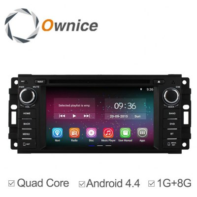Ownice C200-OL-6253A Android 4.4.2 6.2 inch Car GPS DVD Multi-Media Player