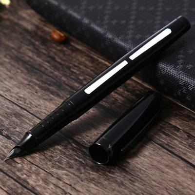 Yongsheng Exquisite Fountain Pen Writing ToolPen &amp; Pencils<br>Yongsheng Exquisite Fountain Pen Writing Tool<br><br>Available color: Black,Blue,Gold,White<br>Product weight: 0.027 kg<br>Package weight: 0.048 kg<br>Product size (L x W x H): 13.70 x 1.00 x 1.00 cm / 5.39 x 0.39 x 0.39 inches<br>Package size (L x W x H): 14.70 x 2.00 x 2.00 cm / 5.79 x 0.79 x 0.79 inches<br>Package Contents: 1 x Yongsheng Fountain Pen