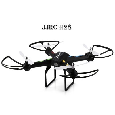 JJRC H28 2.4G 4CH 6 Axis Gyro Quadcopter One Key Automatic Return with Light RTF