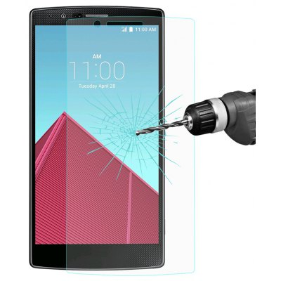 Hat-Prince Protective Tempered Glass Screen Film for LG G4