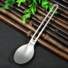 Keith Ti5313 Titanium Spoon Cutlery for Outdoor Camping
