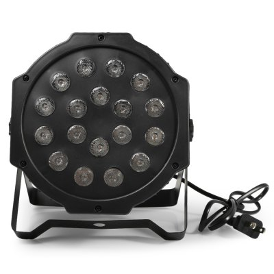 LT - W 25W DMX512 RGB LED Stage Light DJ Disco BarStage Lighting<br>LT - W 25W DMX512 RGB LED Stage Light DJ Disco Bar<br><br>Model: LT-W<br>Type: DJ and Disco Light,LED Effects Stage Light,Par Light,RGB Stage Light<br>Laser Color: RGB Light<br>Beam Distance (m): 50-100m<br>Output Power (W): 25W<br>Function: For Decoration,For party<br>Body Color: Black<br>Material: Plastic<br>Product weight: 0.700 kg<br>Package weight: 0.790 kg<br>Product Size(L x W x H): 17.60 x 10.00 x 17.60 cm / 6.93 x 3.94 x 6.93 inches<br>Package size (L x W x H): 19.00 x 14.30 x 19.00 cm / 7.48 x 5.63 x 7.48 inches<br>Package Contents: 1 x Par Light
