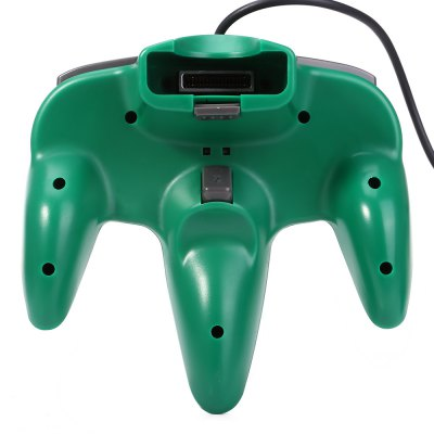 ФОТО New Long Handle Controller Game System for Nintendo 64 N64 Joypad