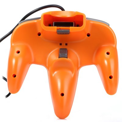 New Long Handle Controller Game System for Nintendo 64 N64 JoypadGame Controllers<br>New Long Handle Controller Game System for Nintendo 64 N64 Joypad<br><br>Compatible with: Nintendo 64, PC<br>Connection Type: Wired<br>Features: Cable<br>Package Contents: 1 x Controller<br>Package size: 16.50 x 16.00 x 5.50 cm / 6.5 x 6.3 x 2.17 inches<br>Package weight: 0.246 KG<br>Product size: 15.50 x 15.00 x 4.50 cm / 6.1 x 5.91 x 1.77 inches<br>Product weight: 0.216KG