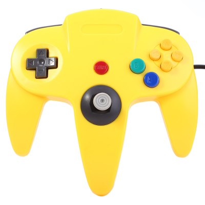 New Long Handle Controller Game System for Nintendo 64 N64 Joypad
