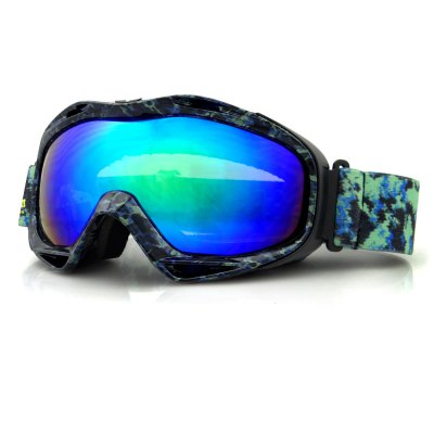EddieFox HE - 516 Outdoor UV Protection Electroplating Anti-fog Skiing Goggles