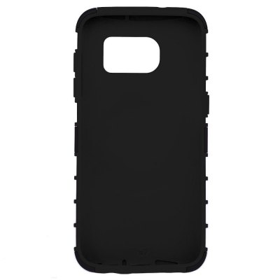 ФОТО Tire Style PC TPU Back Cover Case with Stand for Samsung S7
