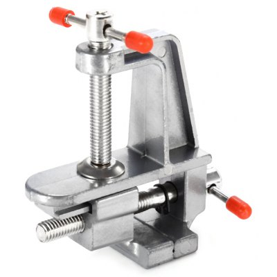 Aluminum Alloy Table Vice Mini Bench Vise DIY Tools
