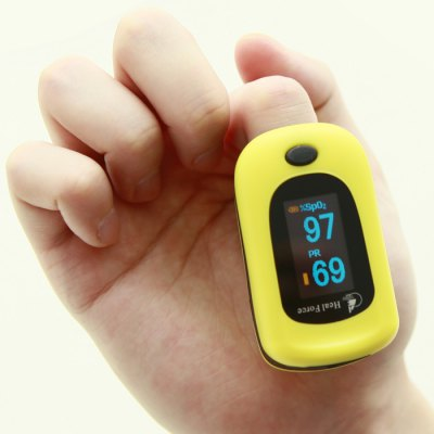 Heal Force Prince-100B  Oximeter Finger Pulse Oxygen Monitor
