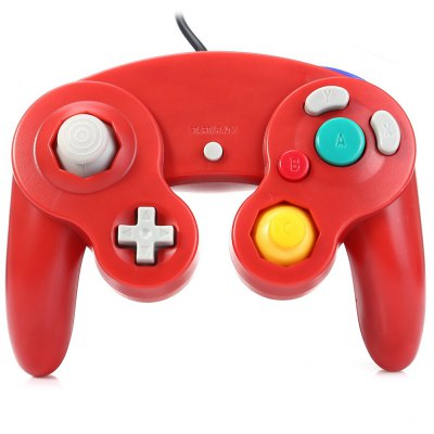 Solid Color Controller Game System for NGC Joypad