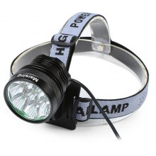 Marsing 8.4V 3 Modes 7 LED Cree XML T6 Bicycle Light