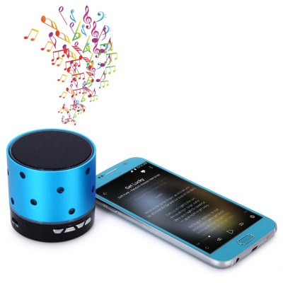 S61U Flashing Light Wireless Bluetooth 4.0 Speaker