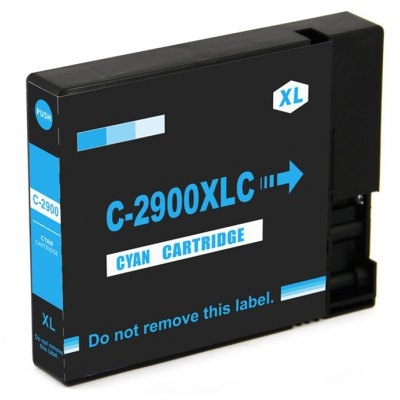 INK-TANK C-2900XLC 22ml Spare Ink Cartridge