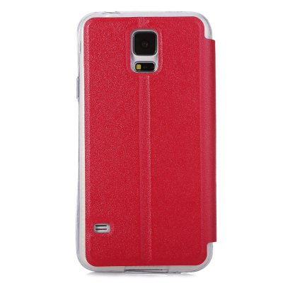 ФОТО Matte Leather Protective Skin for Samsung Galaxy S5