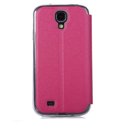 ФОТО Matte Leather Protective Skin for Samsung Galaxy S4