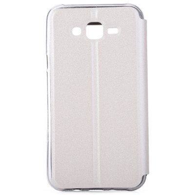 Matte Leather Protective Skin for Samsung J7
