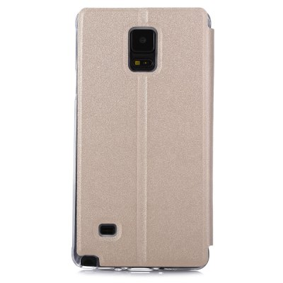 ФОТО Matte Leather Protective Skin for Samsung Note 5