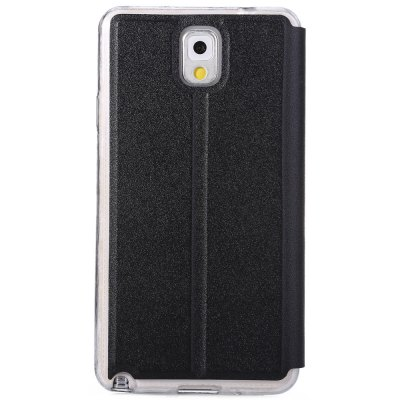 ФОТО Matte Leather Protective Skin for Samsung Note 3
