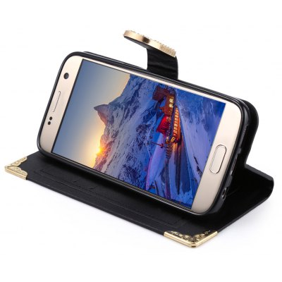 Lizard Leather Protective Skin for Samsung Galaxy S7