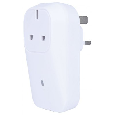 WiFi Smart Power Adapter UK Plug for Remote Control