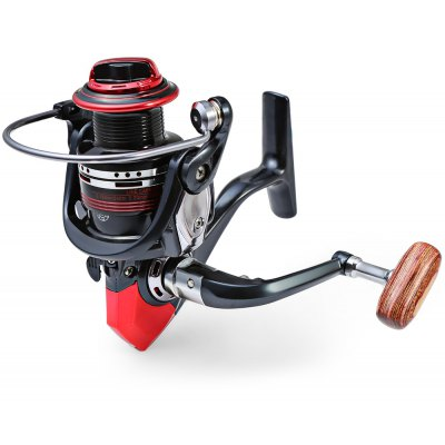 LK2000 Aluminum 12+1 BB Ball Fishing Reel