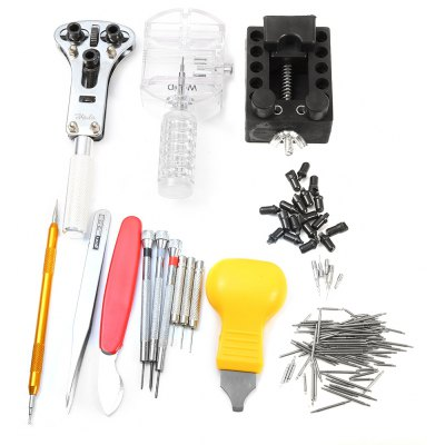 Professional 144 PCS Watch Repair Tool Kit