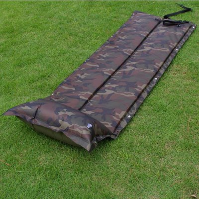 GAZELLE OUTDOORS Single Automatic Inflatable Mattress