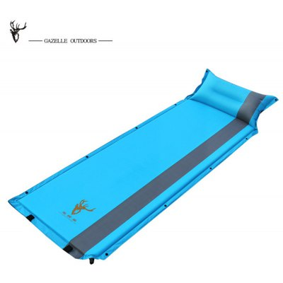 GAZELLE OUTDOORS Automatic Inflatable Mattress