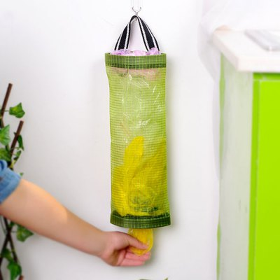 Hanging Type Garbage Bags Holder