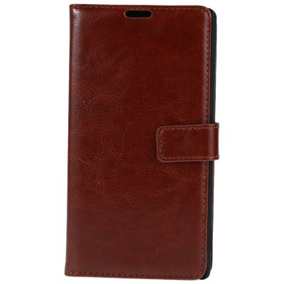 Ultra Slim Leather Wallet Card Slot Cover for Sony T3