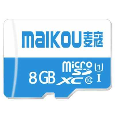 Maikou 8GB SDHC Micro SD Card