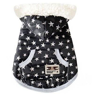 Four Feet Pet Dog Warm Jacket