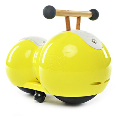 YIHANG Peanut Gourd Style Infant Twisting Car Drift Walker Birthday Gift