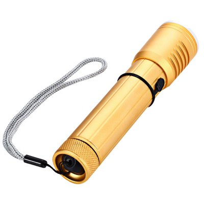 ShineFire 5W 360Lm Zoomable Flashlight