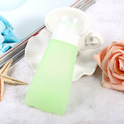 T-6 83ml Women Silicone Makeup Lotion BottleSetOther Camping Gadgets<br>T-6 83ml Women Silicone Makeup Lotion BottleSet<br><br>For: Biking,Business Trip,Camping,Casual,Climbing,Indoor,Outdoor,Travel,Vocation<br>Material: Silicone<br>Season: All seasons<br>Color: Green,Red,White<br>Product weight: 0.043 kg<br>Package weight: 0.070 kg<br>Product size (L x W x H): 12.50 x 3.50 x 3.40 cm / 4.92 x 1.38 x 1.34 inches<br>Package size (L x W x H): 14.00 x 5.00 x 4.50 cm / 5.51 x 1.97 x 1.77 inches<br>Package Contents: 1 x T-6 Silicone Lotion Bottle