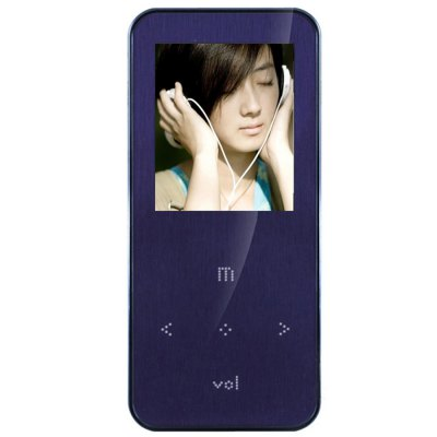 ONN Q9 HiFi Music MP3 Player 8G Storage with EarphonesMP3 &amp; MP4 Players<br>ONN Q9 HiFi Music MP3 Player 8G Storage with Earphones<br><br>Model: Q9<br>Color: Purple<br>Interface: 3.5mm audio jack,TF/Micro SD Card Slot<br>Compatible operating systems : Microsoft Windows 98 / ME / 2000 / XP<br>Optional Language : Dutch,English,German,Italian,Japanese,Korean,Simplified Chinese,Spanish,Traditional Chinese<br>FM radio: Yes<br>Storage memory capacity : 8GB<br>Extension card : TF card (not included)<br>Max support memory: 32GB<br>Screen size: 1.8 inch<br>Audio support : APE,FLAC,MP3,WAV,WMA<br>E-book support : TXT<br>Picture support : JPEG<br>Product weight: 0.150 kg<br>Package weight: 0.250 kg<br>Product size (L x W x H): 8.00 x 3.80 x 8.50 cm / 3.15 x 1.50 x 3.35 inches<br>Package size (L x W x H): 2.00 x 5.00 x 10.00 cm / 0.79 x 1.97 x 3.94 inches<br>Package Contents: 1 x MP3, 1 x Earphones, 1 x USB Cable, 1 x English User Manual
