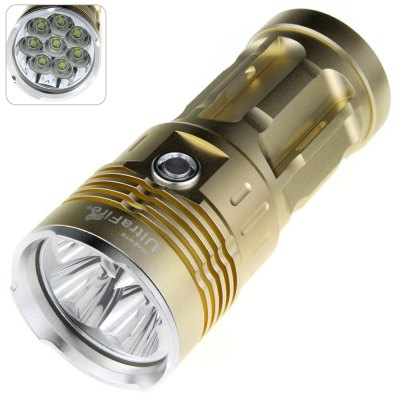 Ultrafire 8 x Cree XM - L2 T6 5600Lm LED Flashlight