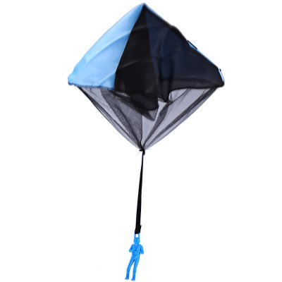 Hand Throwing Parachute for Kids Outdoor Play Game Toy