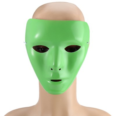 Luminous Mask for Ladies Masquerade Dance Hip-hop Jabbawockeez