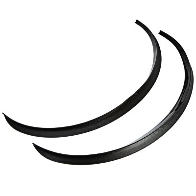 2pcs 72cm Car Fender Flares Stickers