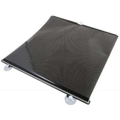23 x 49 inches Car Retractable Sunshade
