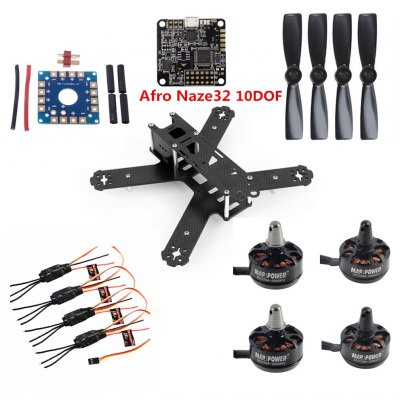 QAV210 210mm Quadcopter Frame Kit