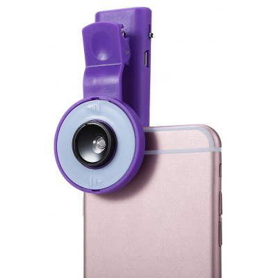 Clip-on Phone Self-timer Wide Angle Lens
